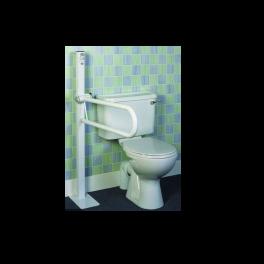 Toilettenstützgriff freistehend