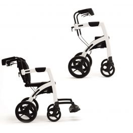 Rollz Motion 2-in-1 Rollator