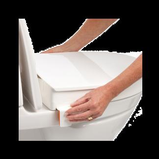 Toilettsitzerhöhung Etac My Loo 10cm